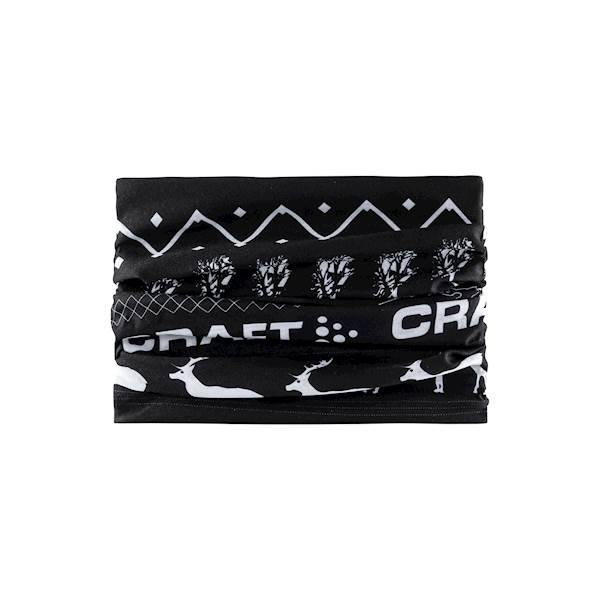 Craft - Nákrčník CRAFT Neck Tube černá f778b9fc3c